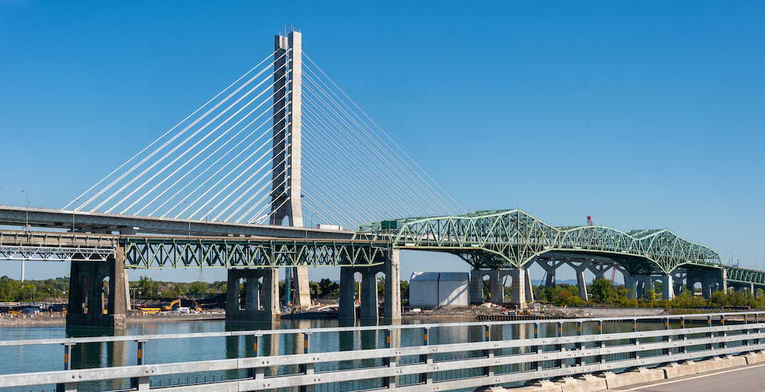 Deconstruction of the old Champlain Bridge slated to be finished by 2024