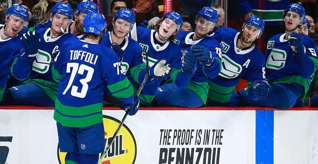 Canucks now paying for years of salary cap mismanagement