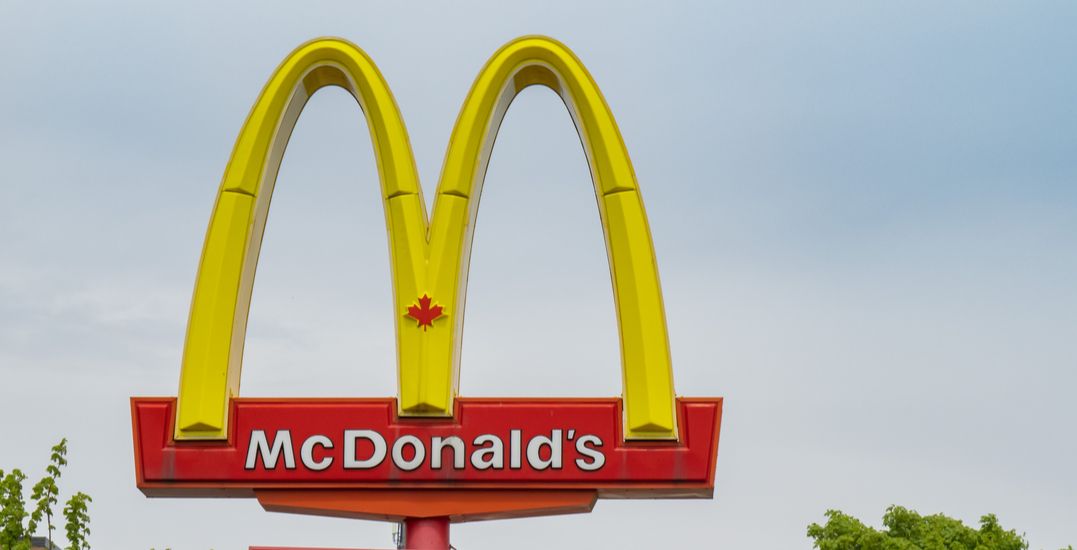 Toronto McDonald's closes after employee tests COVID-19 positive