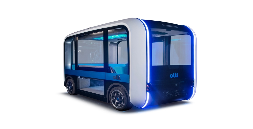 Toronto is getting a self-driving shuttle bus next year (PHOTOS)