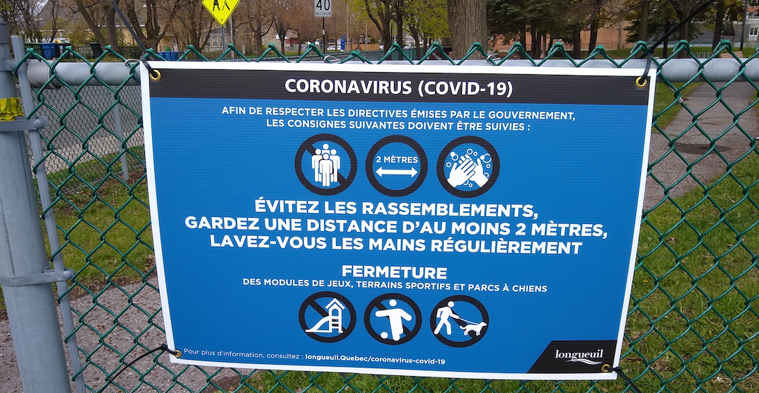 Quebec adds over 1,200 coronavirus cases to provincial total