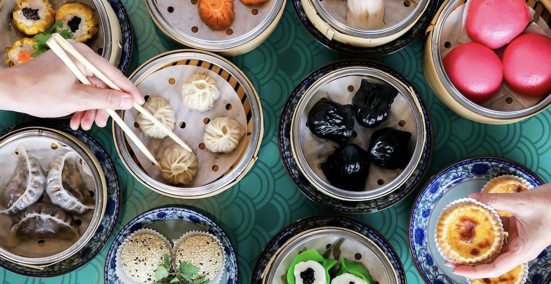 Heritage Asian Eatery unveils new menu of daily dim sum eats