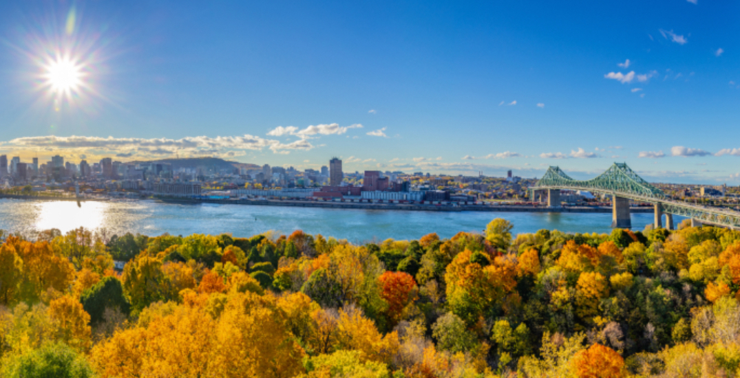 The 8 best spots around Montreal to soak up the fall foliage