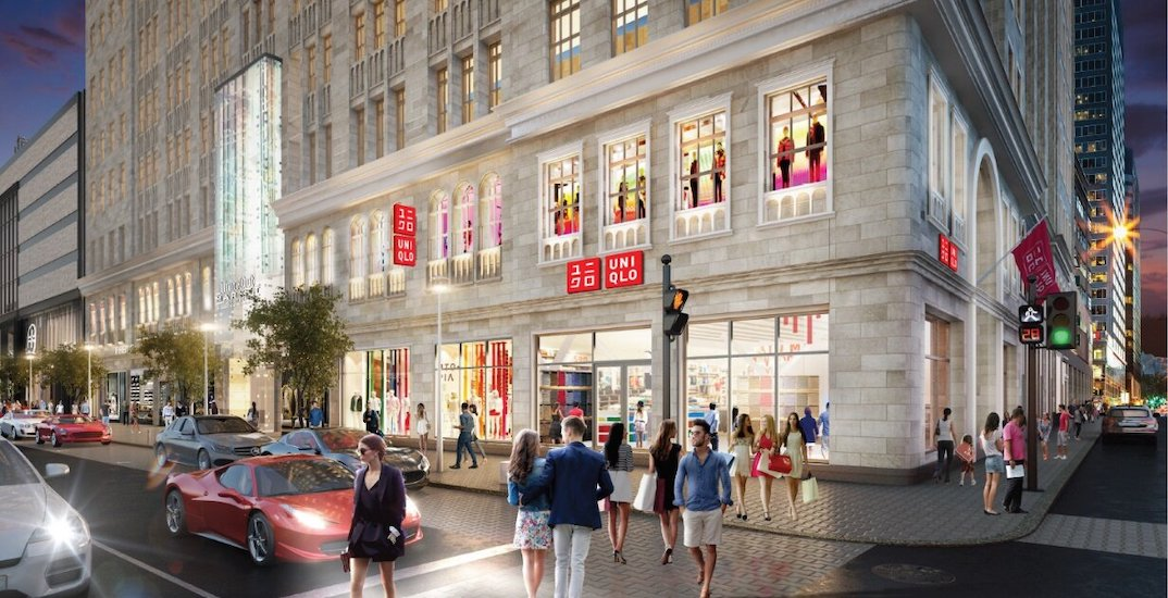 Canada's largest UNIQLO store to open in Montreal next week