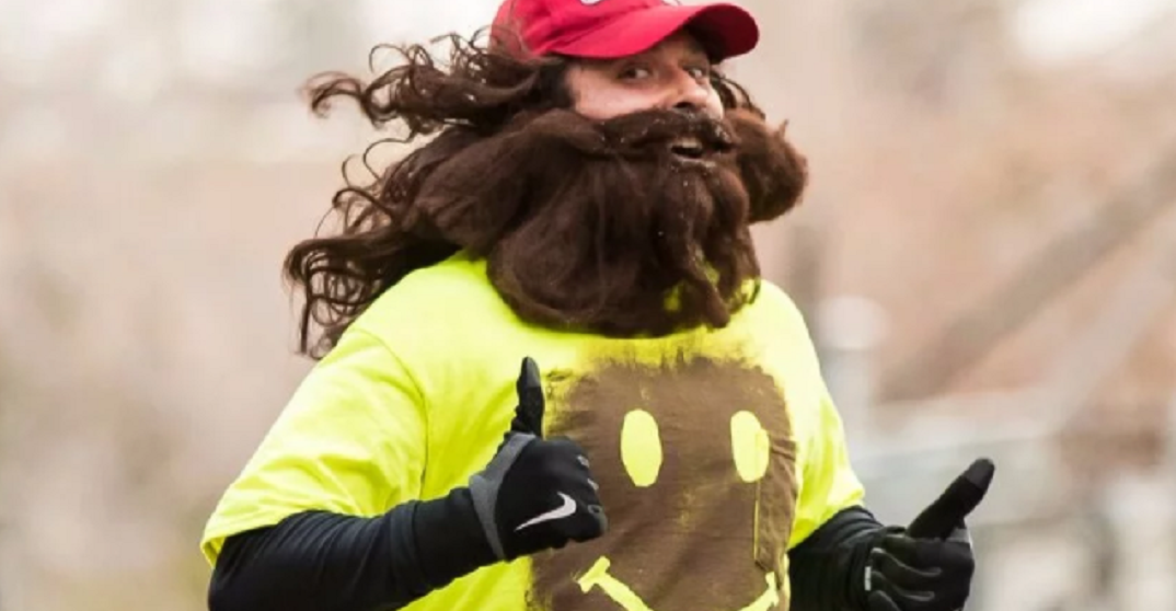 Take part in a costumed 5 km race/walk this Halloween