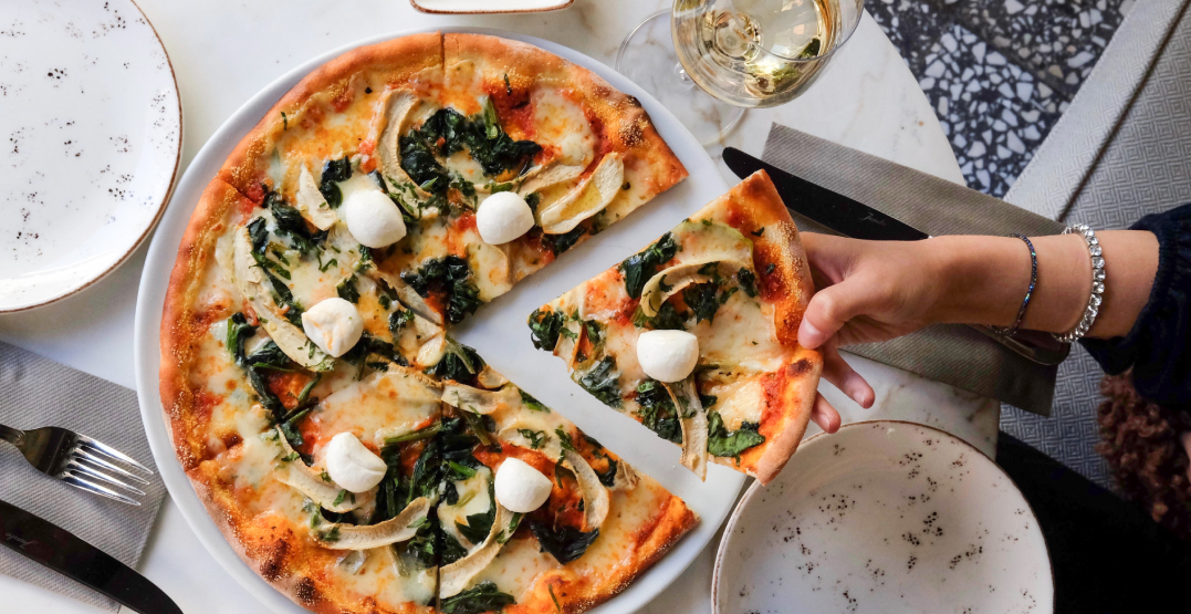 5 best pizza joints in Edmonton based on Google reviews