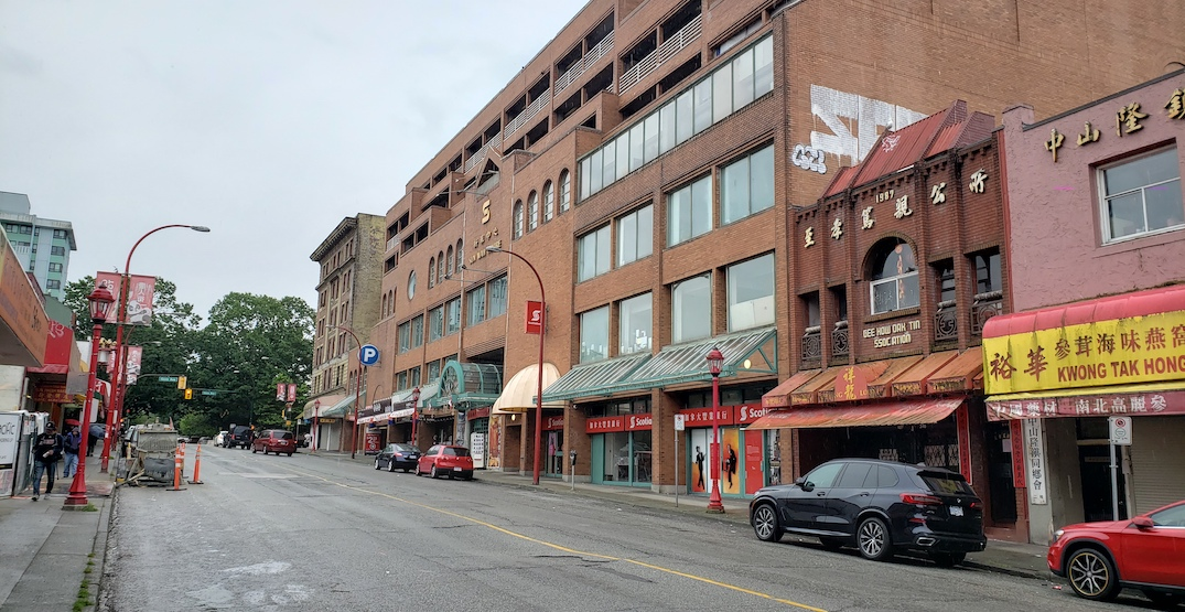Vancouver City Council to consider reduced parking fees to support Chinatown
