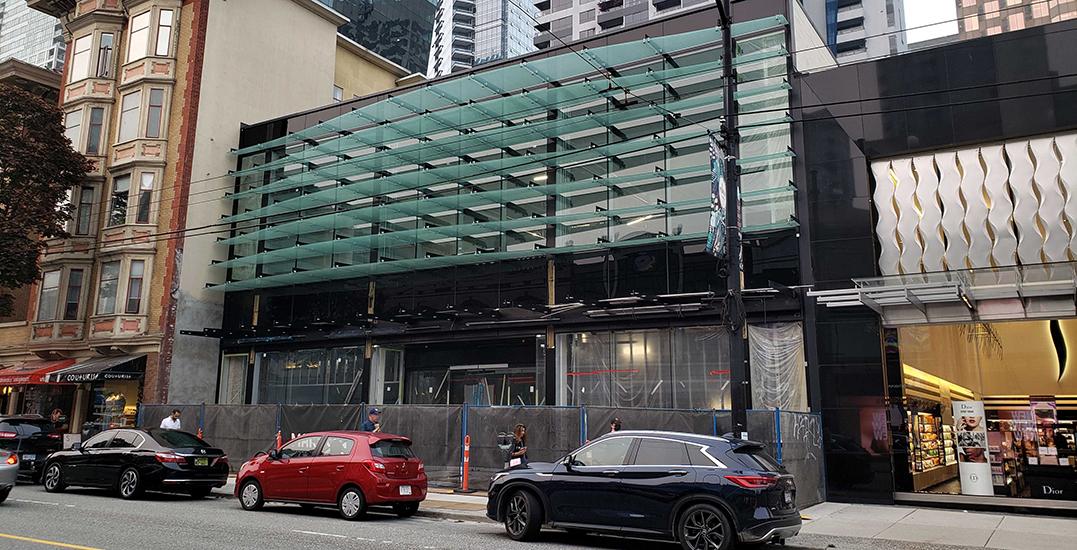 Foot Locker to open new store location on Robson Street