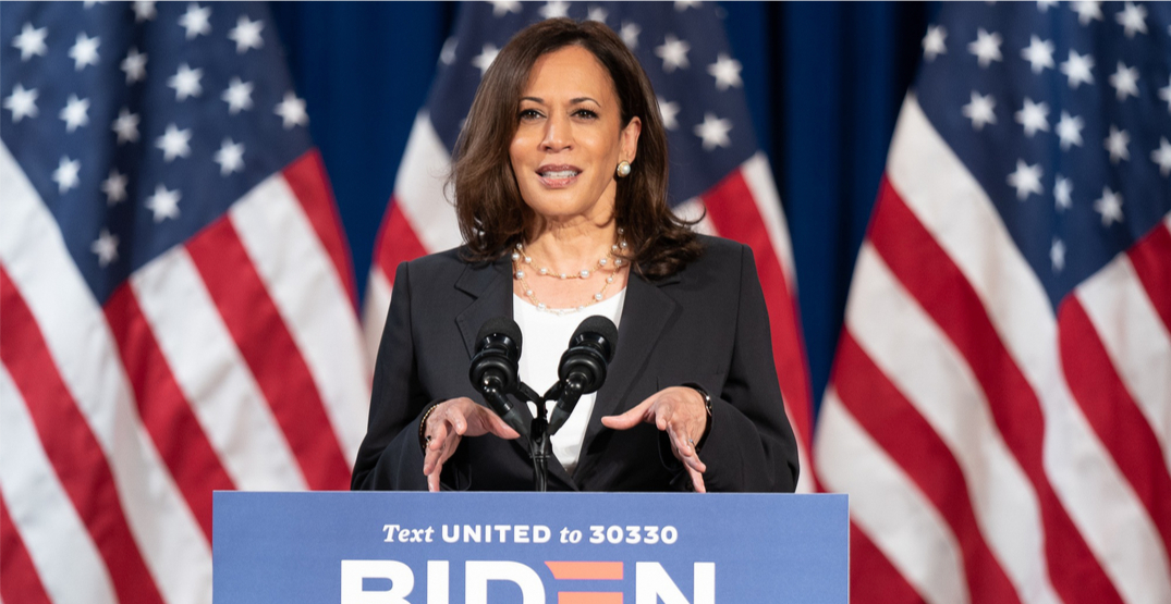 Kamala Harris pauses travel due to positive COVID-19 cases on team