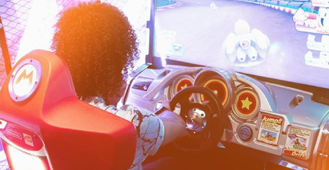 Greta Bar hosting a Mario Kart Open this weekend