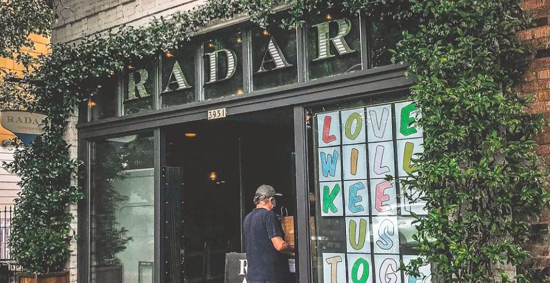 What to eat in Portland today: Radar Restaurant