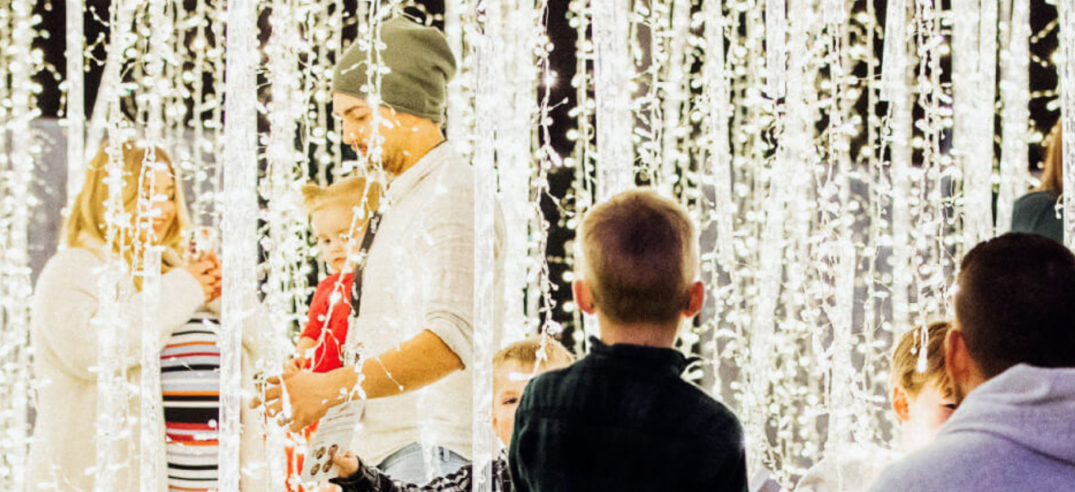 Tickets now available for the Noel Christmas Indoor Light Park