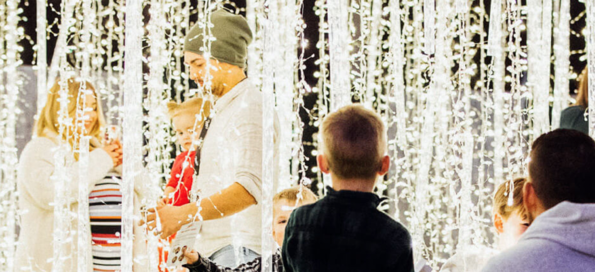 Canada's largest indoor light park and Christmas market returning to YYC