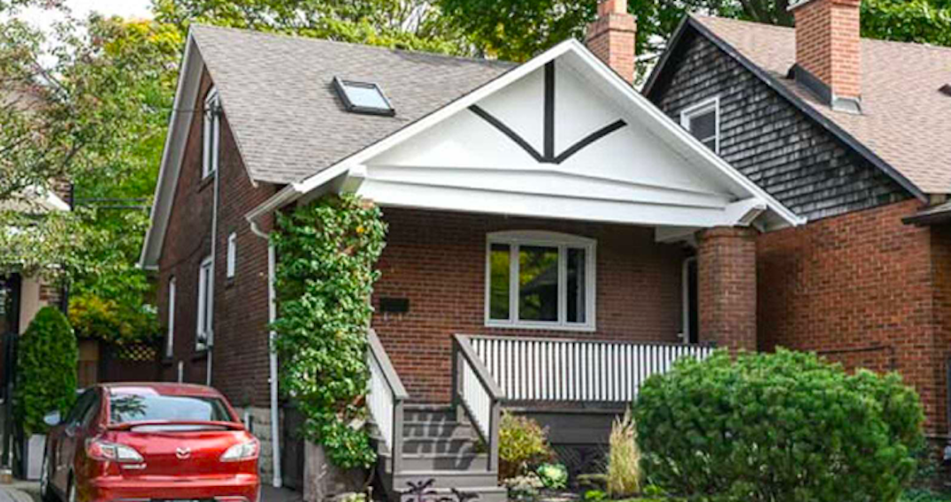 Renovated two-bedroom home in Upper Beaches selling for under $800K