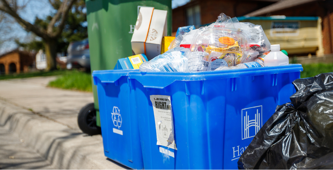 Ontario unveils new regulations for the Blue Box recycling program