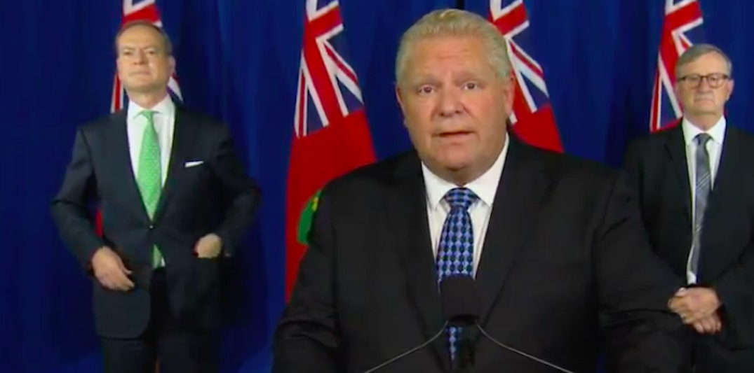 Ontario to allow municipalities reduce property taxes for small businesses