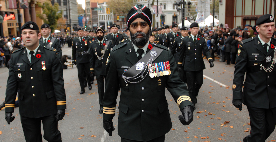 City of Vancouver staff urging removal of free parking for Canadian Forces veterans