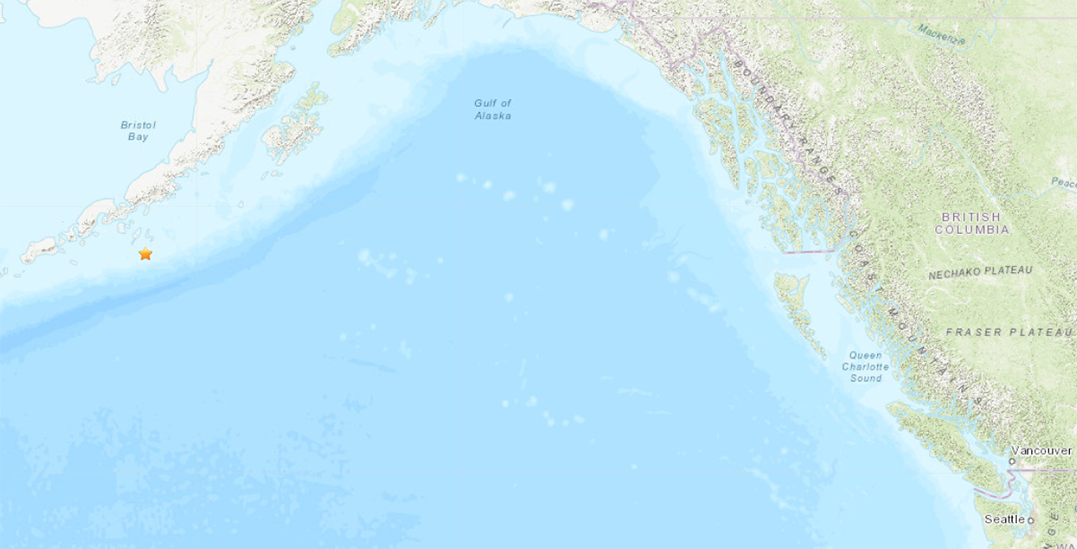 """Assessment in progress"" for BC tsunami threat after magnitude 7.5 Alaska earthquake"