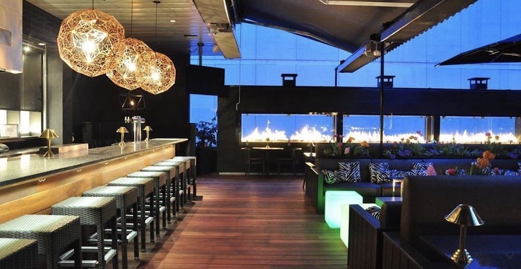 Best heated patios in Vancouver