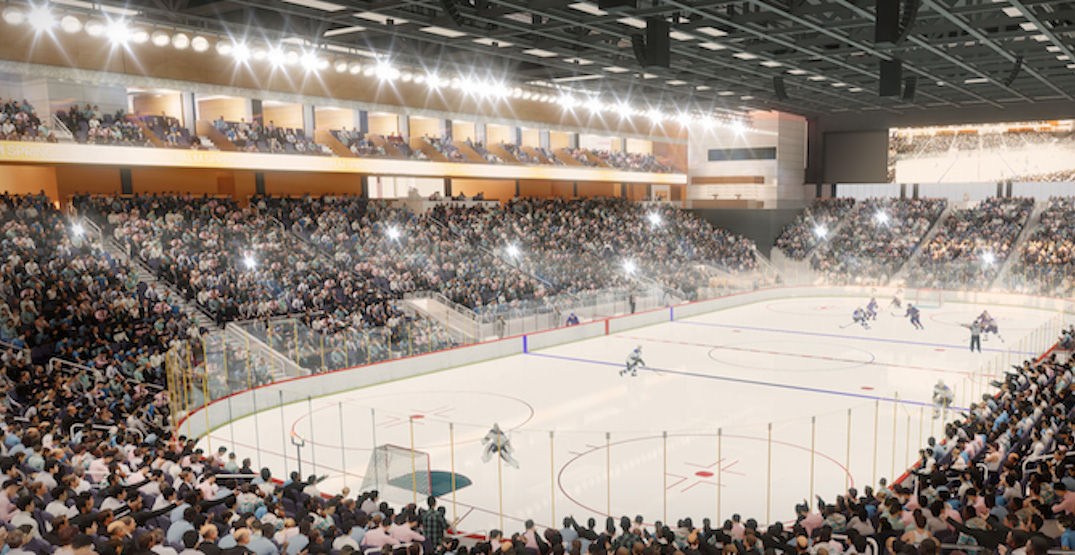 Opinion: Proposed 10,000-seat indoor stadium would catalyze downtown Surrey