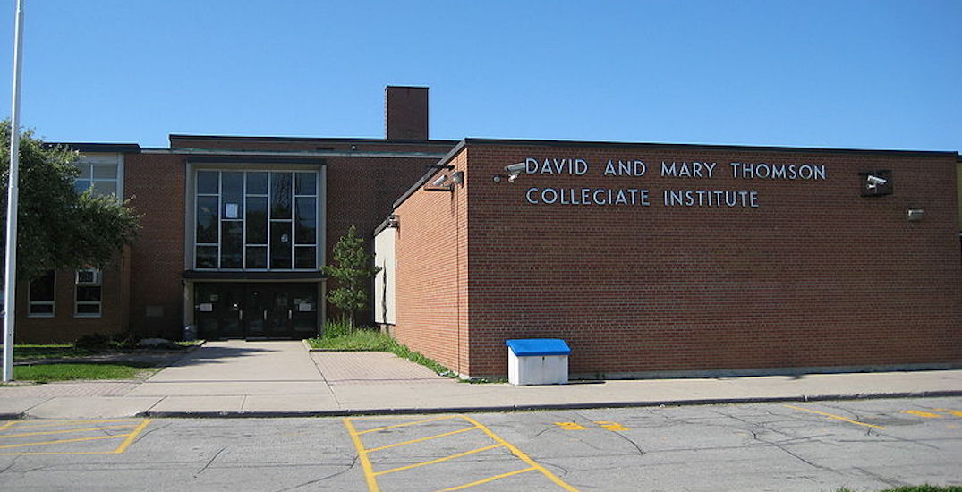 Two classes self-isolating after COVID-19 outbreak at Scarborough school