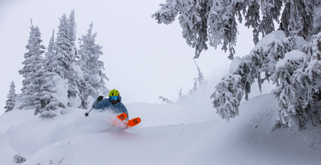 The soul of skiing defined: Big White Ski Resort
