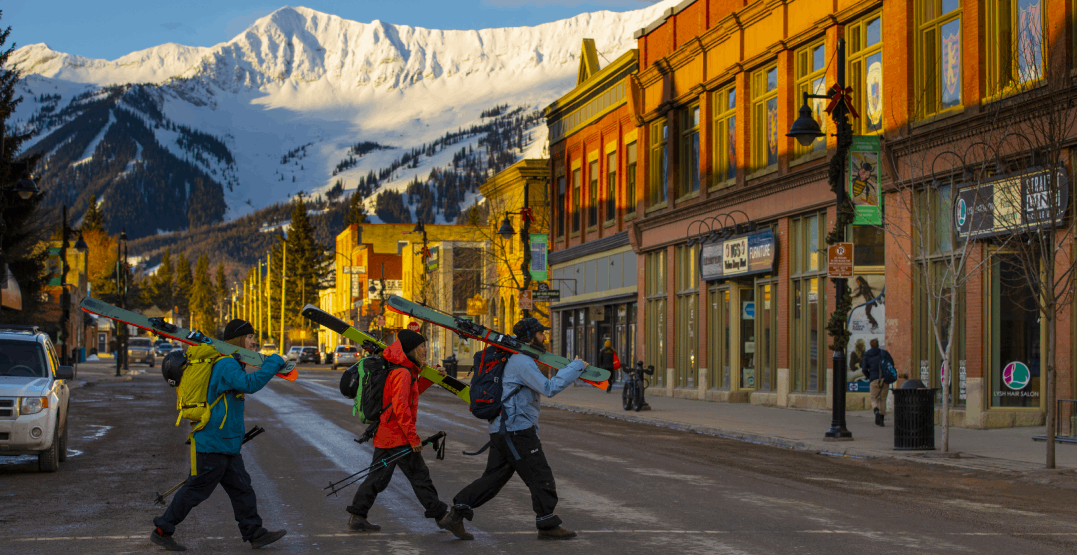 The soul of skiing defined: Fernie