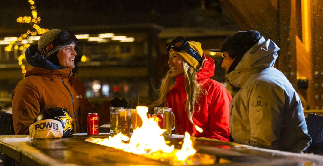 The soul of skiing defined: Whistler