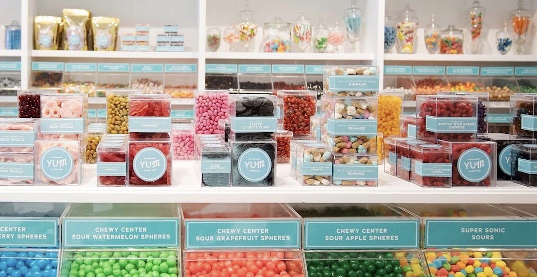 Best candy stores in Vancouver