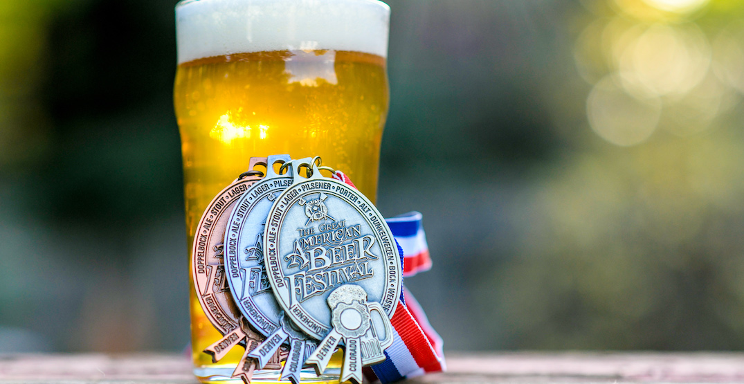 Grab a pint from one of the winners of the Great American Beer Festival