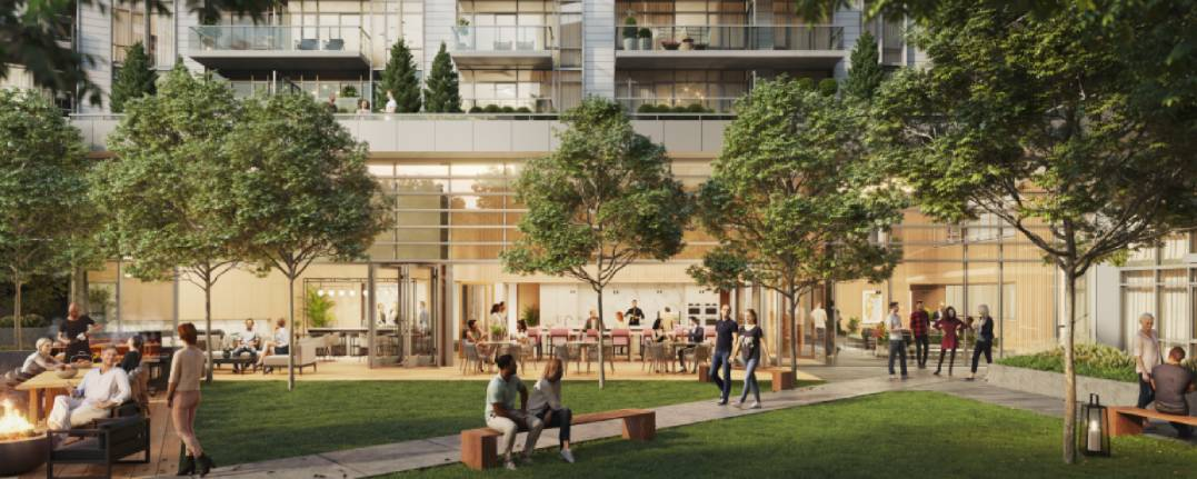 CF Richmond Centre is transforming into a 27-acre master-planned community