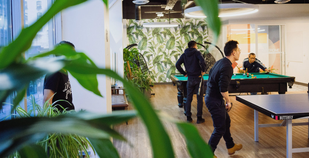 Canadian tech firm hiring remote workers offers instant employee benefits