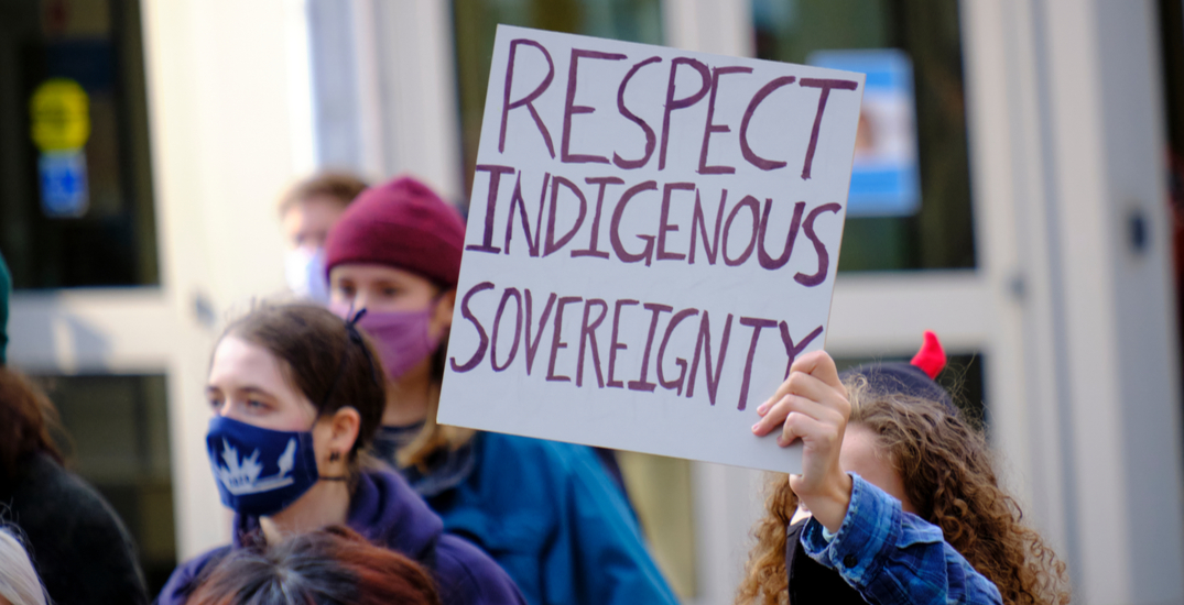 March supporting Mi'kmaq fishing rights happening in Calgary this Saturday