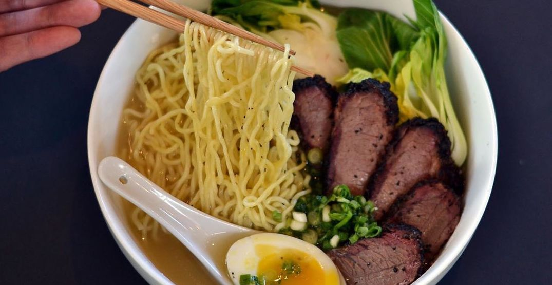 A highly anticipated ramen pop up is coming to Hillman City this Friday