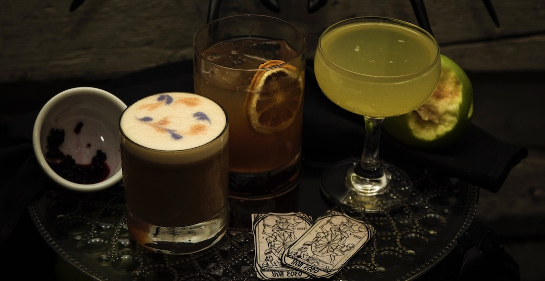 All the terrifyingly tasty Halloween cocktails to try in Vancouver