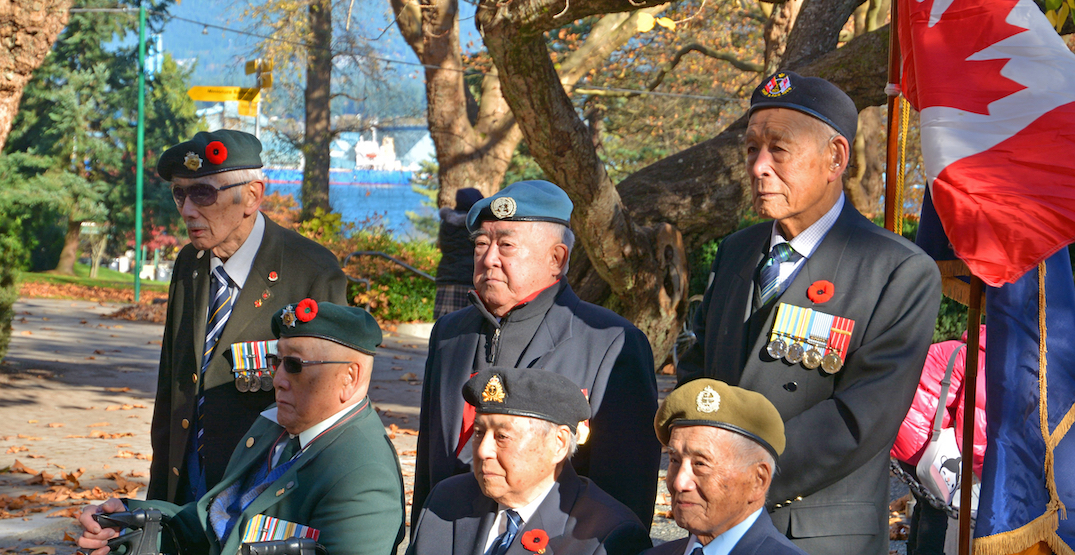 Canadian Forces veterans slam City of Vancouver over lack of respect