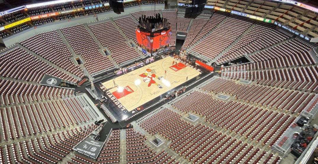 Raptors considering moving home games to Kentucky next season: report