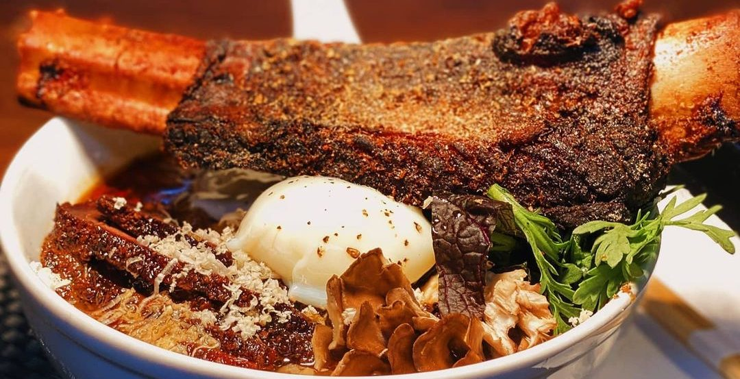 What to eat in Portland today: BBQ meets ramen at Bar King PDX