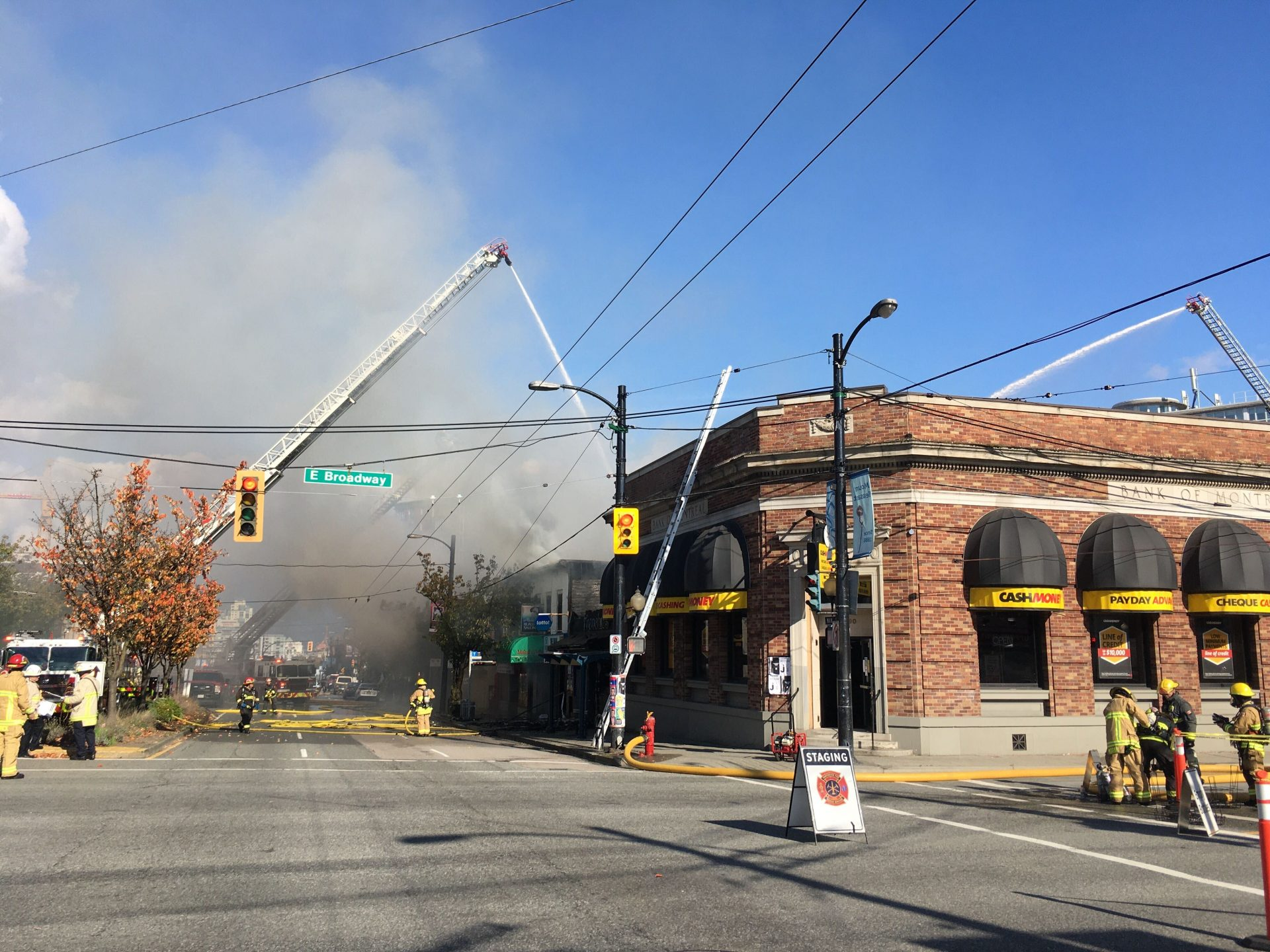 vancouver fire main broadway