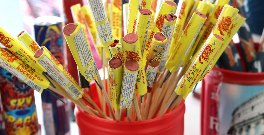 What you need to know about fireworks before they are banned in Vancouver