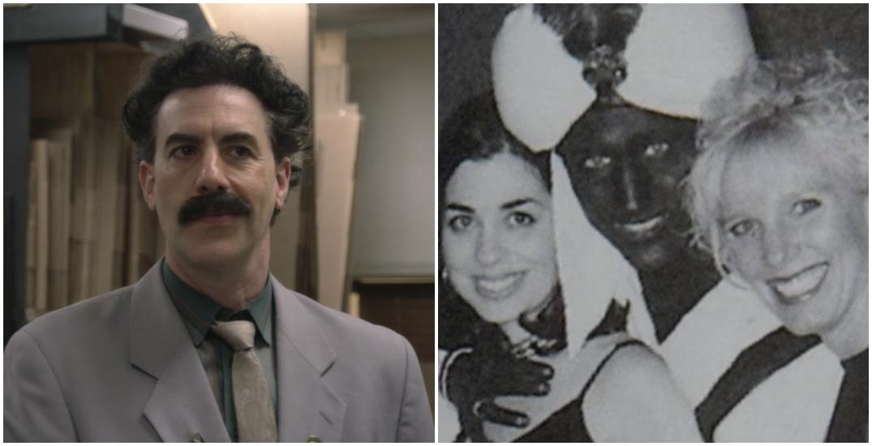 Borat sequel takes shot at Trudeau blackface scandal