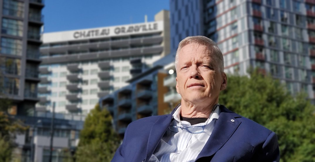 BC Liberals' Sam Sullivan loses Vancouver-False Creek seat