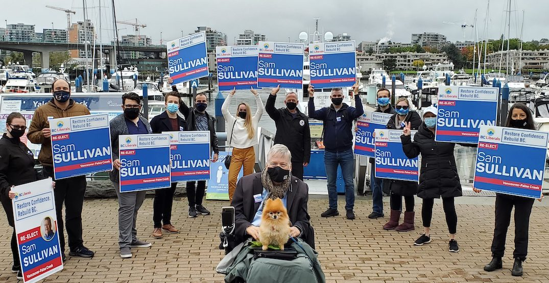 BC Liberals ejected from nine ridings in Metro Vancouver, mostly in an orange tsunami