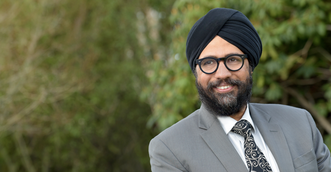 NDP's Aman Singh becomes first turbaned Sikh to be elected into BC Legislature