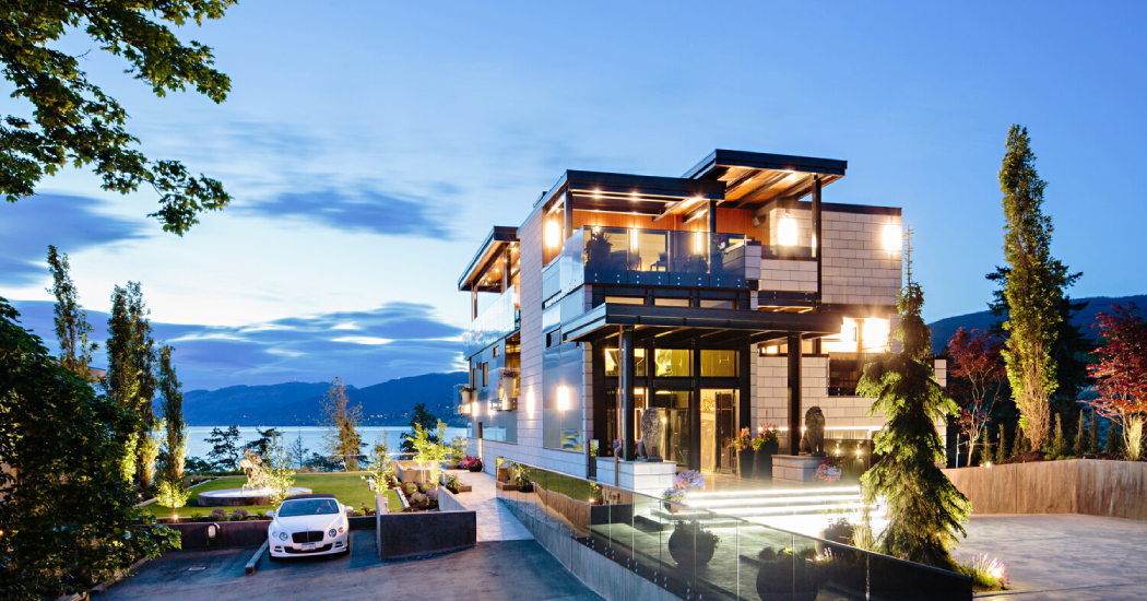 Peek inside this $12M lakefront dream home in Penticton (PHOTOS)