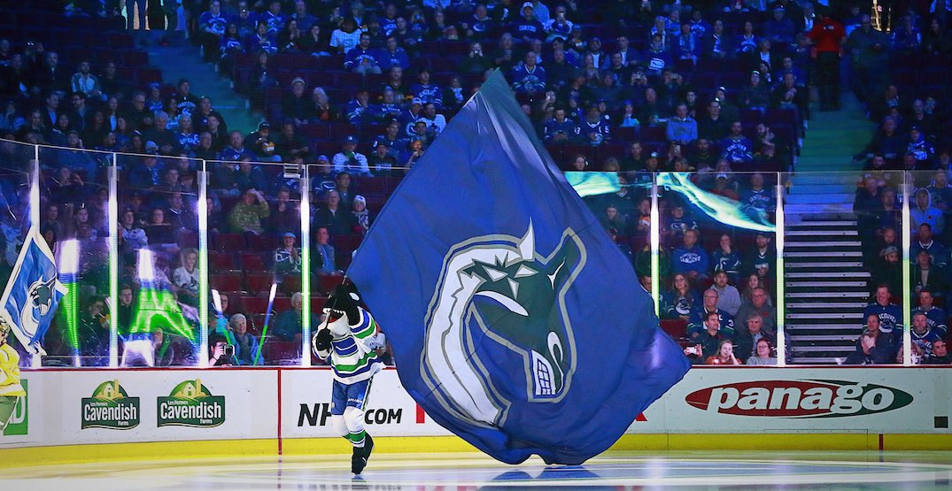 Canucks launch new 50/50 raffle with $1 million jackpot