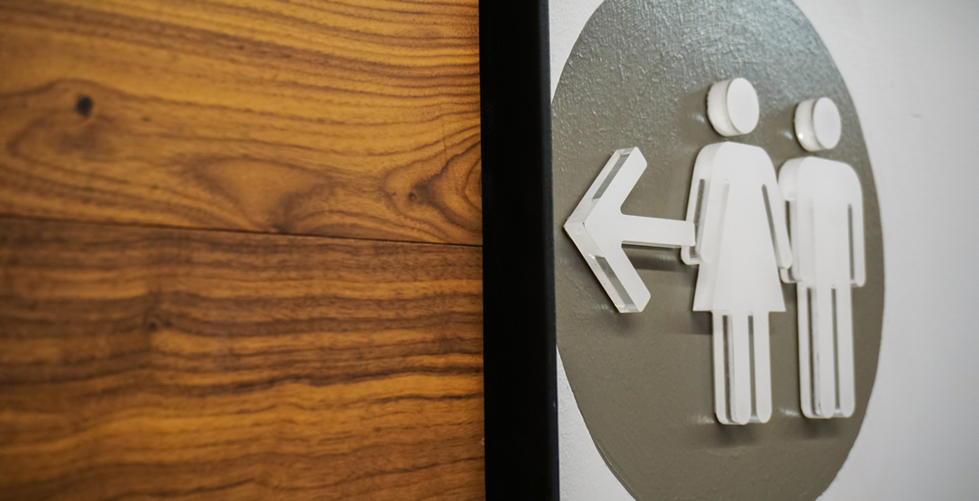 An Alberta restroom was just named the best in Canada