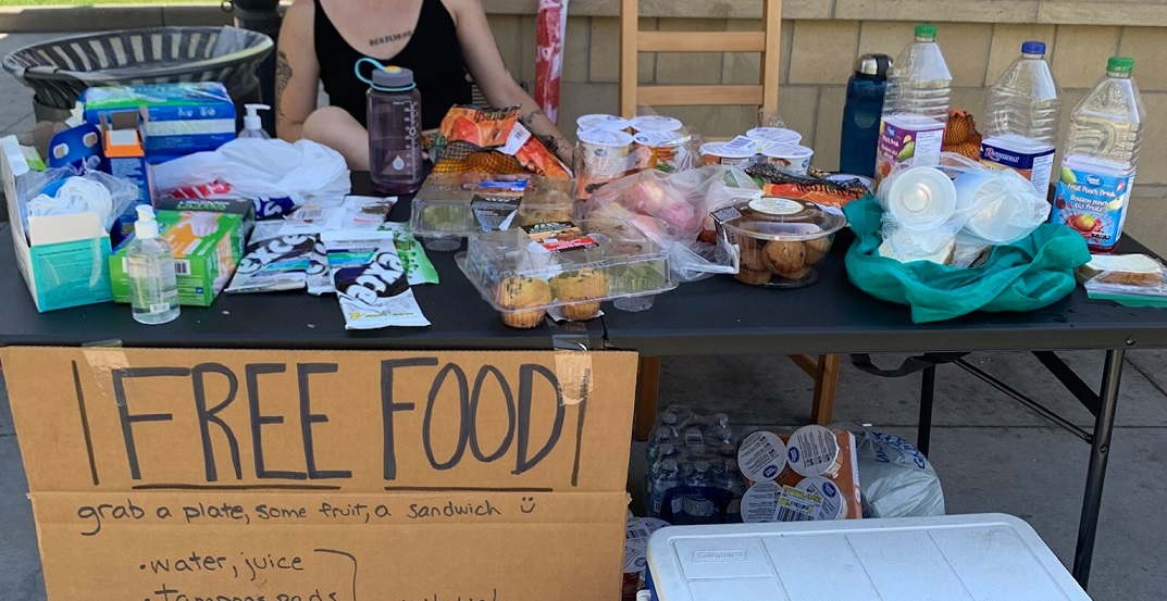 The Table YYC offering essential items to Calgarians in need