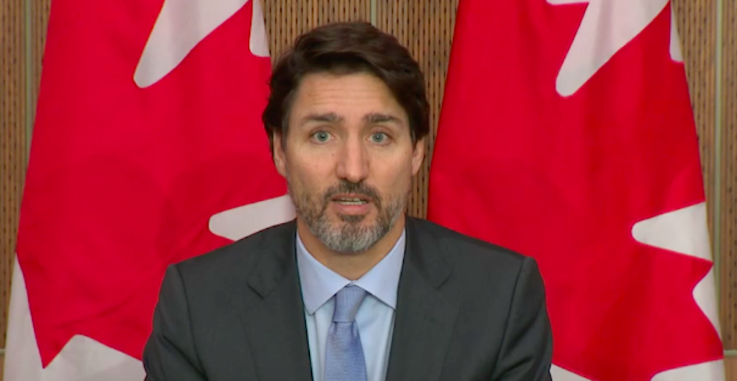 "Trudeau warns youth about COVID-19 saying it can ""cost you your life"""
