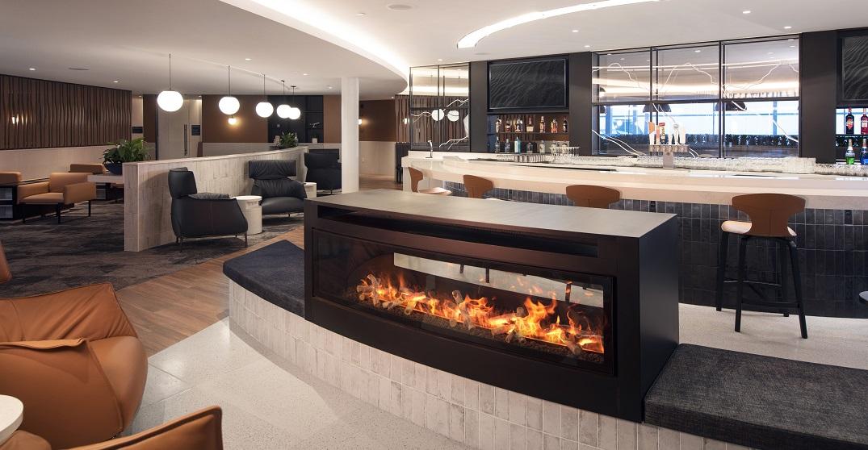 WestJet unveils new flagship lounge at Calgary International Airport